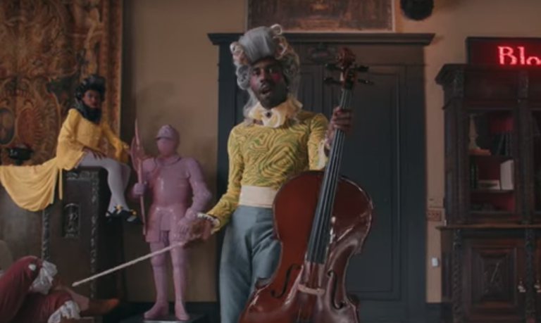 Blood Orange Dev Hynes Benzo Video Watch