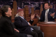 David Crosby Talks New Documentary, Wanting to Reunite CSNY, Dealing With Jim Morrison on Acid on 'Fallon'