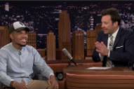 Chance the Rapper Reveals Title, Cover Art, and Release Date for Upcoming Album on <i>Fallon</i>