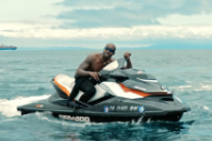 "Watch Freddie Gibbs Go Jet Skiing In New Video for ""Giannis"" (ft. Anderson .Paak)"