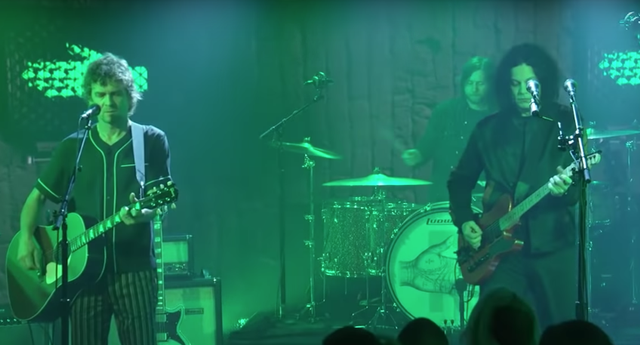 The Raconteurs Jimmy Kimmel Live Performance Watch