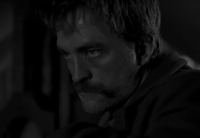 Robert Pattinson Willem Dafoe The Lighthouse Robert Eggers The Witch