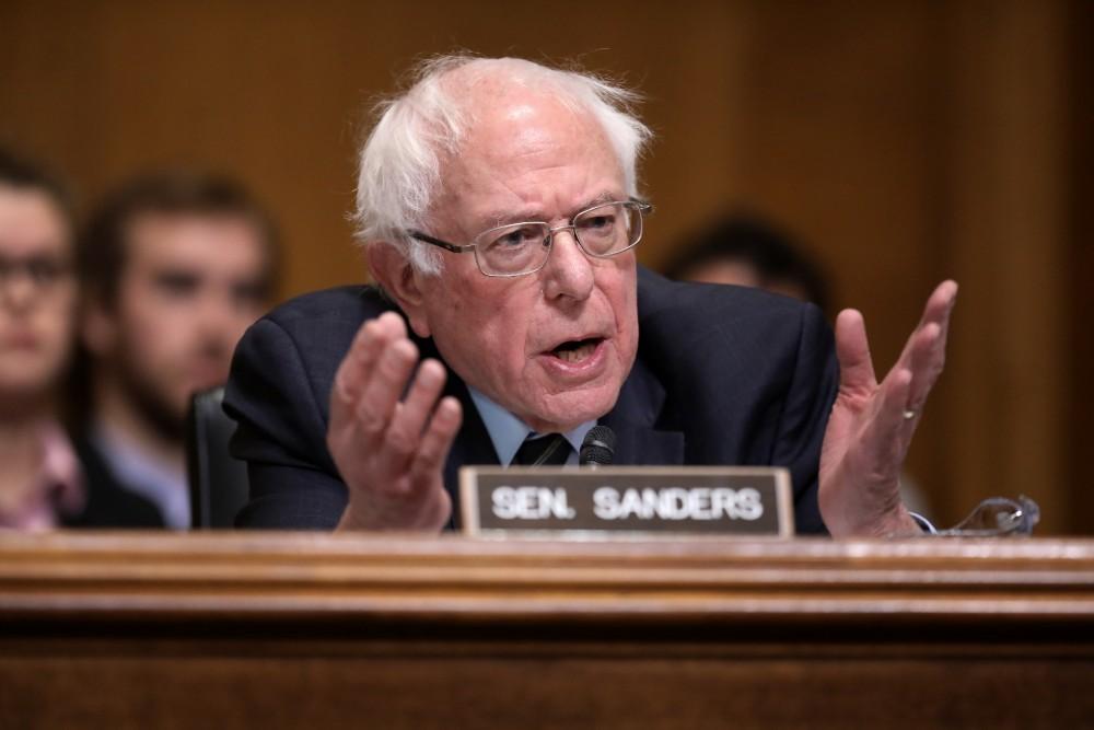 Bernie Sanders: Ross Perot Gave Me a Sword