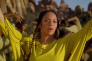 "Watch the Video for Beyoncé's New <i>Lion King</i> Song ""Spirit"""