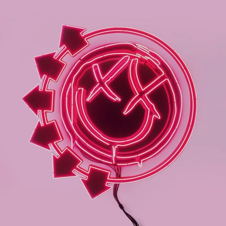 "Blink-182 Release ""Happy Days"""