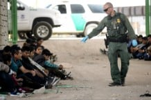Border Patrol Agents Share Racist Memes in Facebook Group