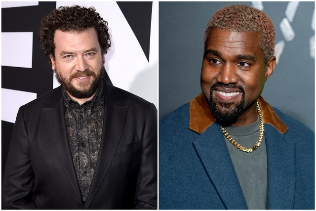 Kanye West Wants Danny McBride to Play Him in a Biopic