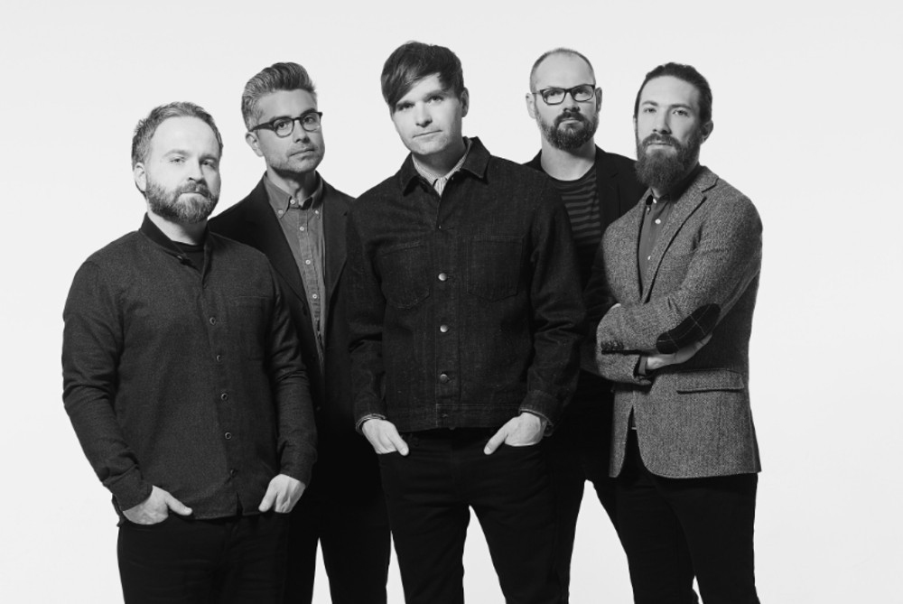 """Death Cab for Cutie Announce 'The Blue EP,' Release """"Kids in '99"""""""