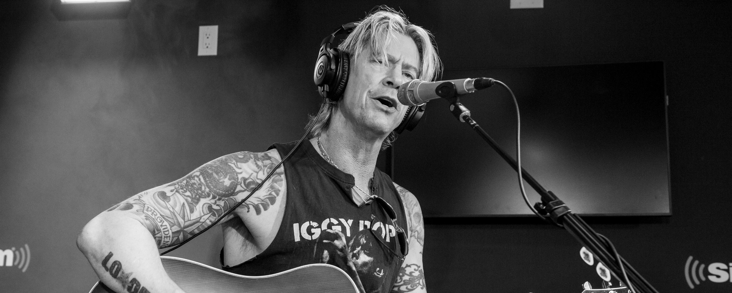 "Duff McKagan Talks New Album <i>Tenderness</i> and Why Social Media and Cable News Are ""Poisonous"""