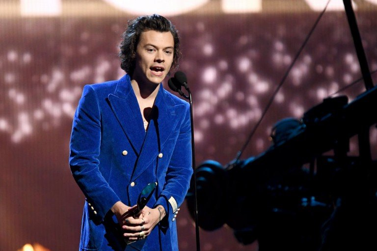 Harry Styles Up for Elvis Role in Baz Luhrmann Biopic