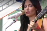 Watch Kacey Musgraves Perform Four Songs on <i>Today</i>