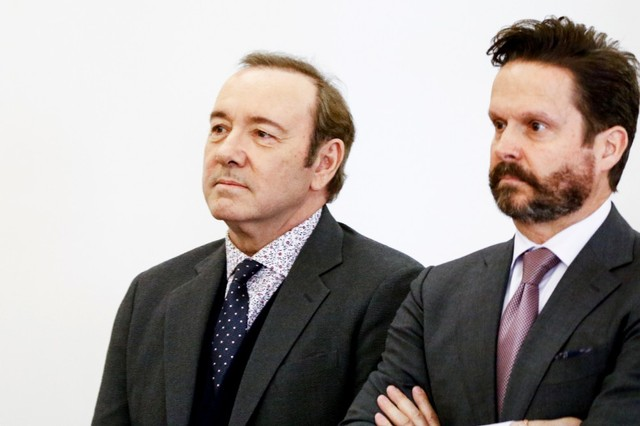 Kevin Spacey Sexual Assault Charges Thrown Out