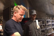 Watch Lil Nas X & Gordon Ramsay Make Paninis