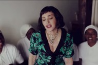 "Video: Madonna – ""Batuka"" (ft. Orquestra Batukadeiras)"