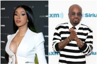 Cardi B Defends Female Rappers After Jermaine Dupri Compares Them to Strippers
