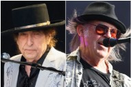 Bob Dylan and Neil Young Perform Together for the First Time in 25 Years: Watch