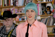 Watch Priests' Country-Twinged NPR Tiny Desk Concert