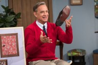Watch Tom Hanks Become Mr. Rogers in the <i>A Beautiful Day in the Neighborhood</i> Trailer