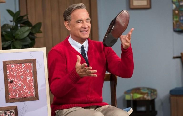 Tom Hanks Portrays Mr. Rogers in 'A Beautiful Day in the Neighborhood' Trailer: Watch