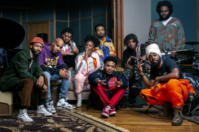 J. Cole Drops Massive Dreamville Album, 'Revenge of the Dreamers III'
