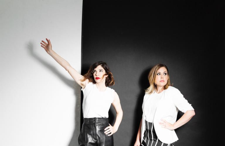 Sleater-Kinney The Center Won't Hold Album Release