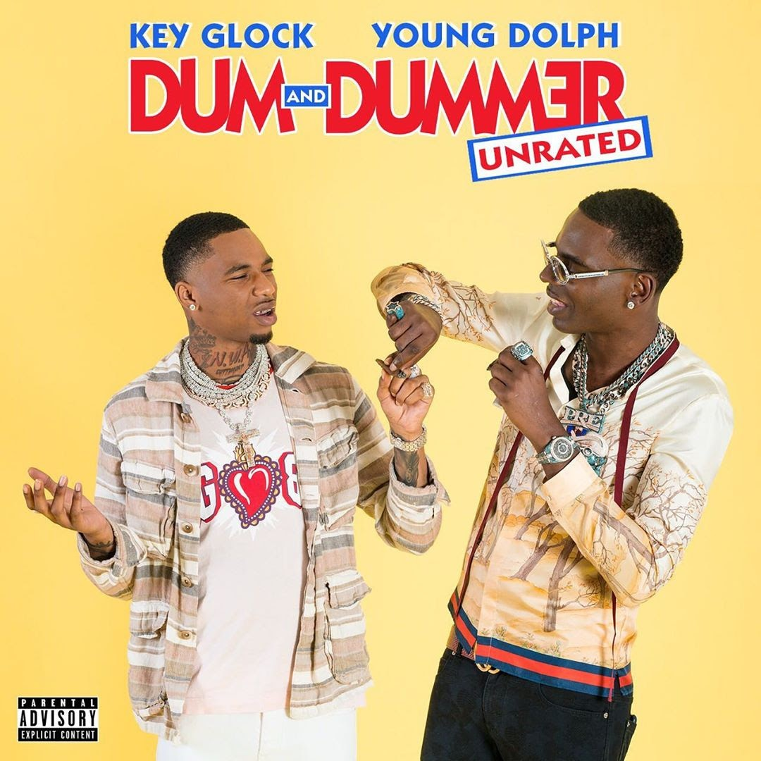 young dolph key glock dum and dummer
