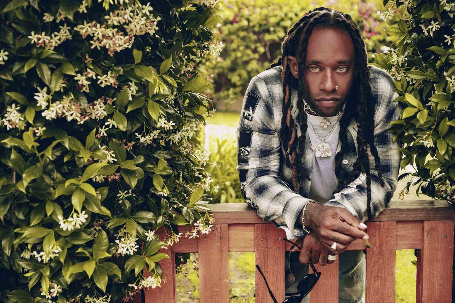 Ty Dolla Sign on New Album, Kanye West and Kurt Cobain: Cover Story