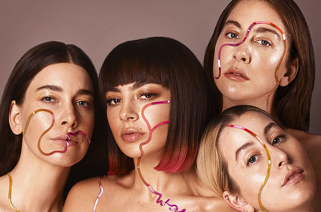 """Charli XCX Teams Up With Haim on New Song """"Warm"""": Listen"""