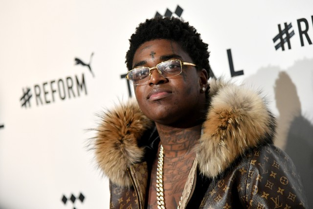 Kodak Black Pleads Guilty to Weapon Charges