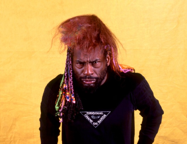 George Clinton of Parliament Funkadelic