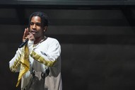 "A$AP Rocky Says He's ""Disappointed"" by Sweden Assault Verdict"