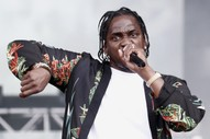 Pusha T – Sociopath (ft. Kash Doll)