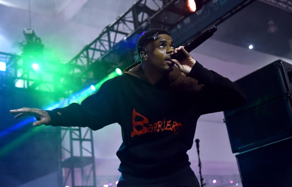 Vince Staples Signs to Motown, Says New Music Coming This Month
