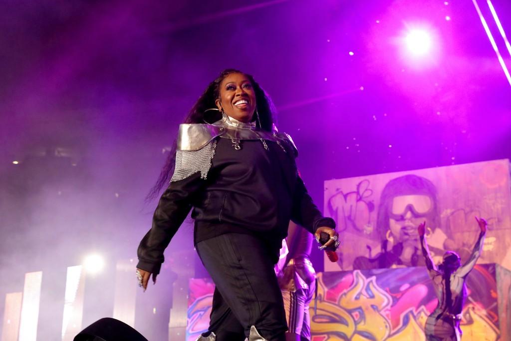 Stream Missy Elliott's New Iconology EP