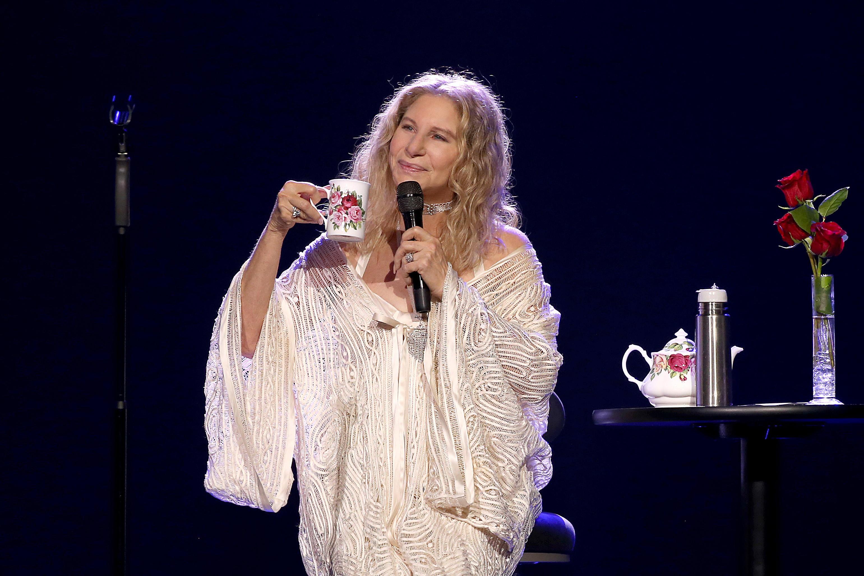 Barbra Streisand In Concert - New York, NY