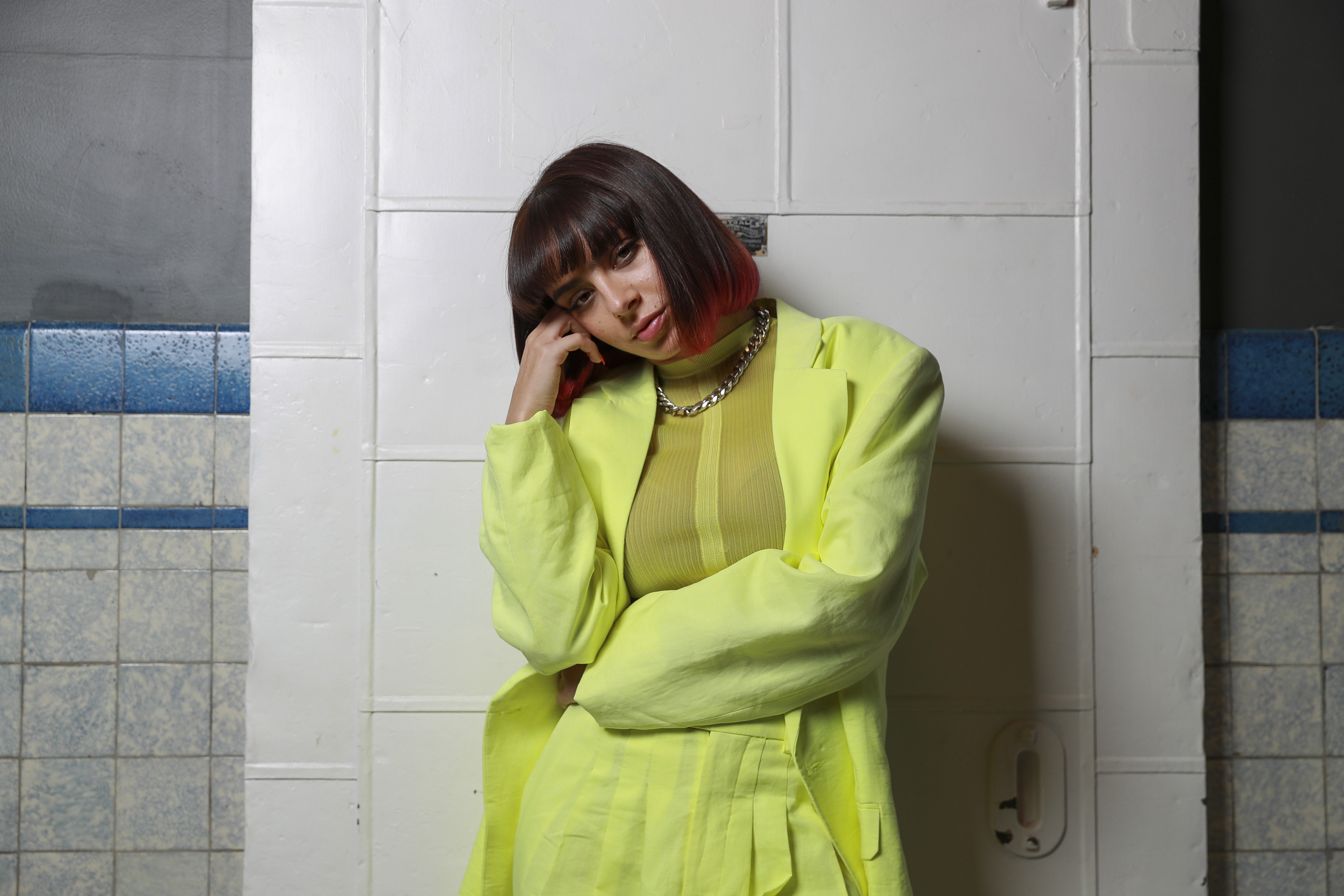 Charli XCX Sydney Portrait Shoot