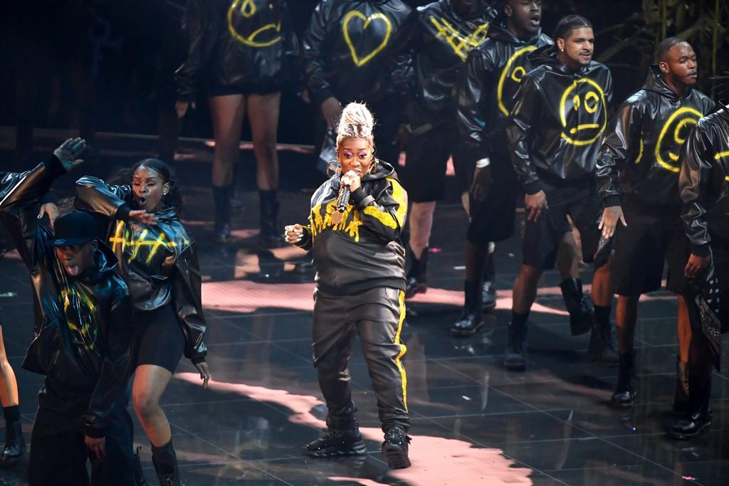 VMAs 2019: Watch Missy Elliott Perform a Throwback Medley