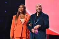 John Travolta Tries to Play Off His Taylor Swift VMAs Mix-Up, Fails