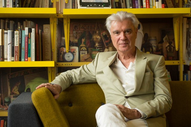 David Byrne Launches The Meltdown Festival 2015