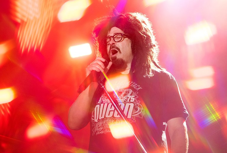 Counting Crows Adam Duritz Shaved Dreadlocks Dreads