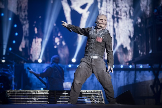 Slipknot concertgoer dies after collapsing in Mosh Pit
