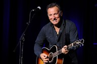"Stream Bruce Springsteen's Previously-Unreleased Song ""I'll Stand by You"""