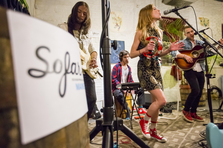 So far, so good with Sofar Sounds in Maine