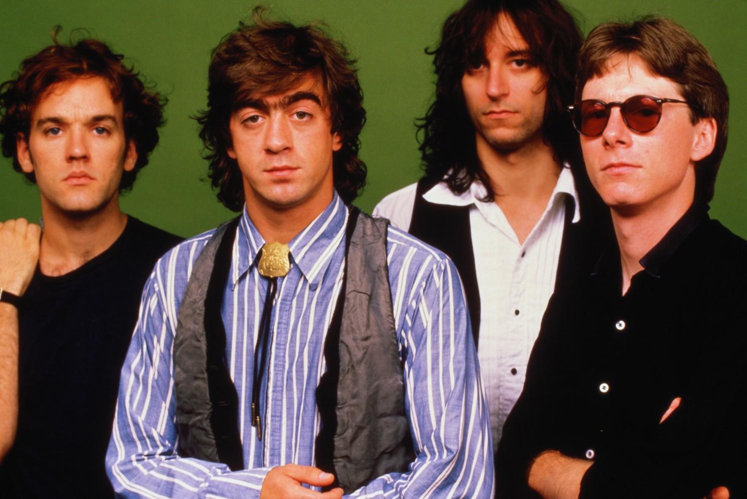 R.E.M.: Our 1986 Cover Story
