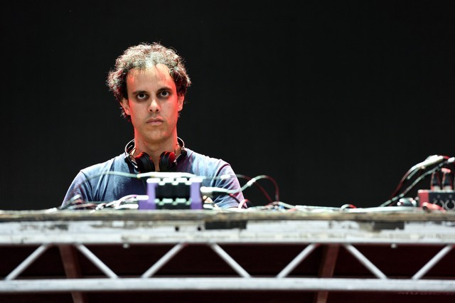 Listen to Four Tet's New EP 'Anna Painting'