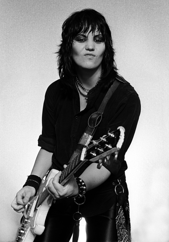 Joan Jett Our 1987 Cover Story Joan Jett Our 1987 Cover Story Spin