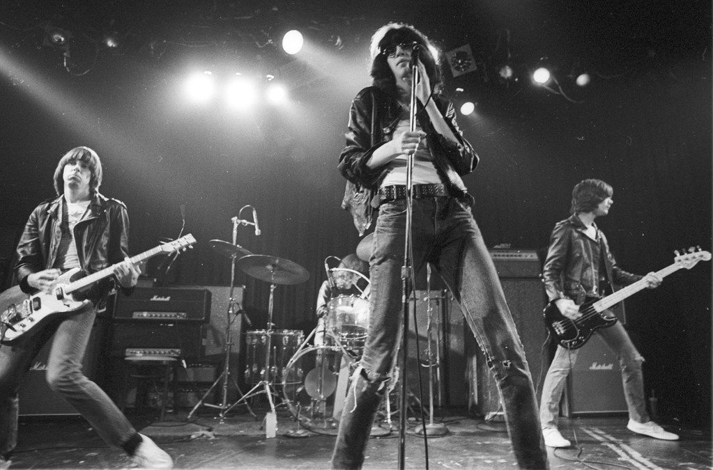 The Ramones: Our 1986 Interview