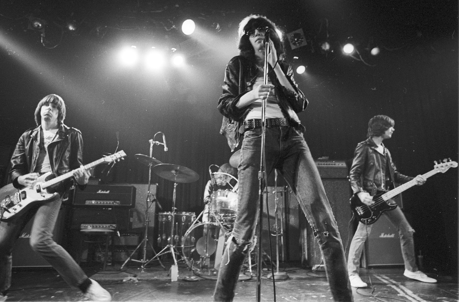 Why Johnny Ramone Thought Lou Reed Was a Jerk