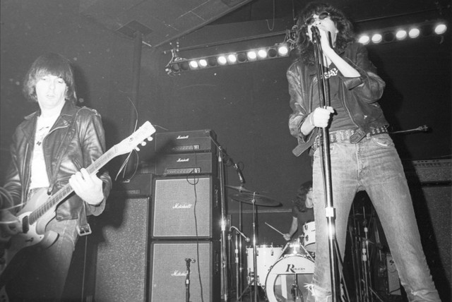 The Ramones: Our 1986 Interview | SPIN