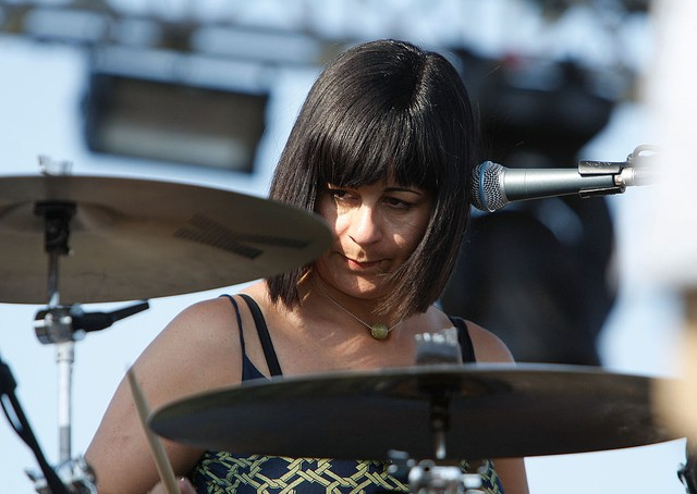 Janet Weiss Quasi Sleater-Kinney Car Accident